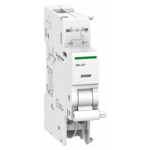 Контакт состояния вкл.-откл. iMX+OF Acti 9 Schneider Electric 1НО/НЗ 100-415В АС 110-130B DC 1м