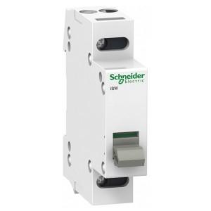 Выключател нагрузки iSW Acti 9 Schneider Electric 1П 32A (модульный рубильник) 1 модуль