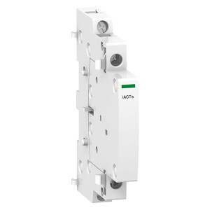 Дополнительный контакт iACTs Acti 9 Schneider Electric для iCT 5А 1НО+1НЗ 24-240V 0,5 модуля