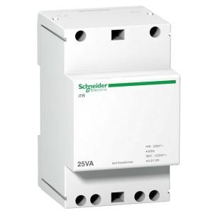 Звонковый трансформатер iTR Schneider Electric 25ВА 12/24В
