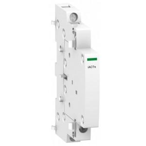 Дополнительный контакт iACTs Acti 9 Schneider Electric для iCT 5А 1НО/НЗ 24-240V 0,5 модуля