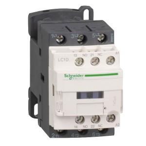 Пускатель магнитный D Schneider Electric 3Р 18A катушка 220В AC 1НО+1НЗ (контактор)