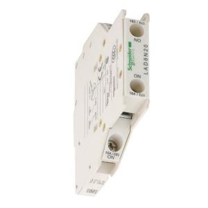 Контактный блок боковой Schneider Electric TeSys D 2НО мгновенного действия