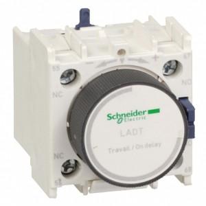 Контактный блок с выдержкой времени на включение Schneider Electric TeSys D 0.1…30C