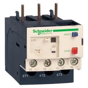 Тепловое реле перегрузки LRD Schneider Electric 16-24A класс 10 с зажимом под винт
