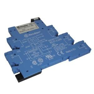 Интерфейсный модуль (сборка 34.51.7.024.0010+93.01.0.024) реле 1CO 6А AgNi 24В AC/DC винт. клеммы