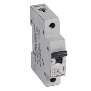 Автоматический выключатель Legrand RX3 1П 32A 4,5кА C (автомат)