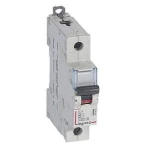 Автоматический выключатель Legrand DX3 1П B1A 6000/10kA (автомат)