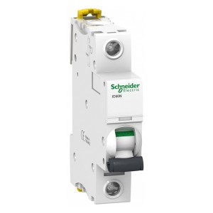 Автоматический выключатель Schneider Electric Acti 9 iC60N 1П 50A 6кА B (автомат)