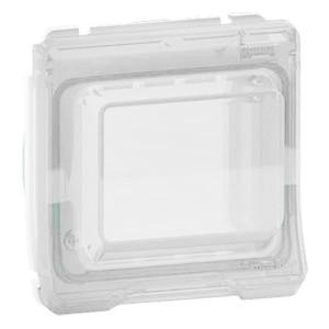 Крышка для коробки под исталляцию Unica, Mureva Styl IP55 Schneider Electric Белый