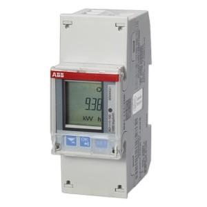Электросчетчик ABB B21 111-200  5-65А 1-фазный, 1-тарифный, класс точности 1