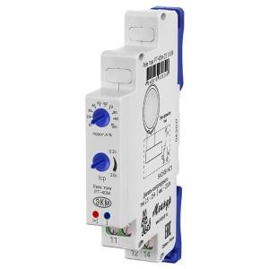 Реле контроля тока РТ-40М  два диапазона контролируемых токов: 0,1-1А, 2.5-25A УХЛ4