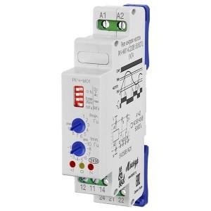 Реле контроля частоты РКЧ-М01 АС150-400В УХЛ4 регулировка верхнего и нижниго порога