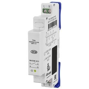 Реле ограничения пускового тока МРП-1Т AC230В 16А УХЛ4 снижение пускового тока емкостных нагрузок