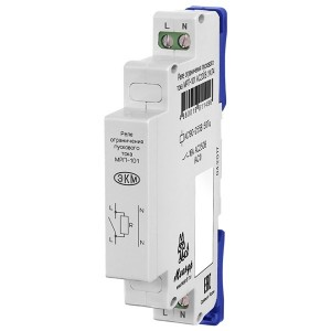 Реле ограничения пускового тока МРП-101 AC230В 16А  УХЛ4