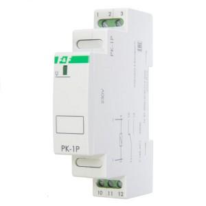 Реле электромагнитное PK-1P 220V 16A, 1NO/NC