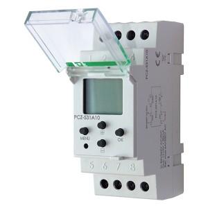 Реле времени рассвет-закат PCZ-531A10 для люминесцентных ламп