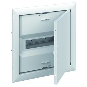 Шкаф внутреннего монтажа АВВ на 12М с винтовыми N/PE UK610V2RU