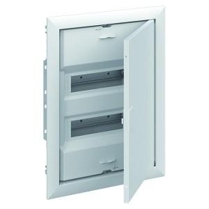 Шкаф внутреннего монтажа АВВ на 24М с винтовыми N/PE UK620V3RU