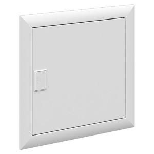 Дверь белая АВВ RAL 9016 для шкафа UK610 BL610