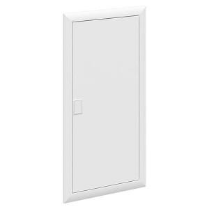 Дверь белая АВВ RAL 9016 для шкафа UK640 BL640