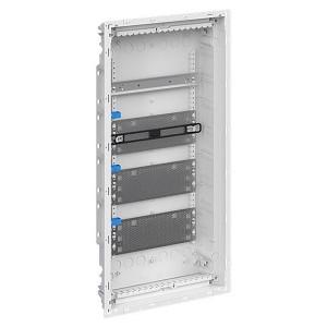 Шкаф мультимедийный без двери UK648MB (4 ряда)