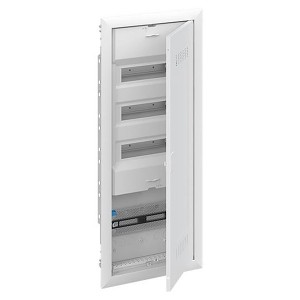 Шкаф комбинированный АВВ с дверью с радиопрозрачной вставкой (5 рядов) 36М UK663CW
