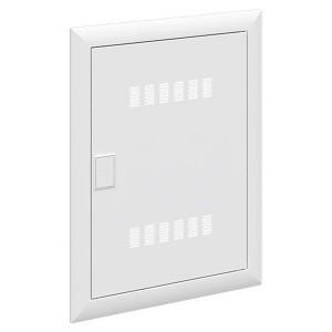 Дверь АВВ с вентиляционными отверстиями для шкафа UK62.. BL620V