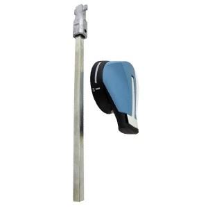 Рукоятка для установки на дверь (с удлинительной осью L200мм) для РМВ TDM 12 модулей