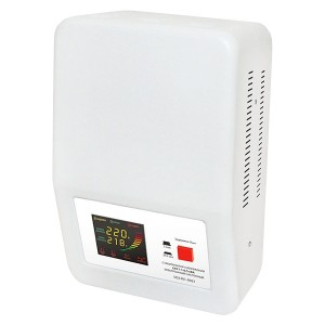 Стабилизатор напряжения ССР1-1-0,5кВА электронный настенный TDM