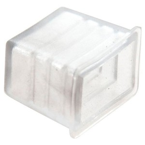 Заглушка LD130 3W для дюралайта LED-F3W