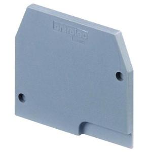 Изолятор торцевой TE-Entrelec (АВВ) FEM6 для MA2.5-M10 серый