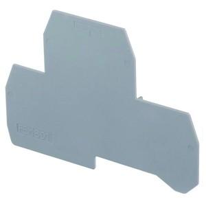 Изолятор торцевой TE-Entrelec (АВВ) FEM6D для MA2.5-M4..D2 серый