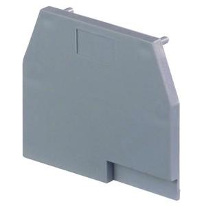 Изолятор торцевой TE-Entrelec (АВВ) FEM12 для M16/12 (.12.2A.G) серый