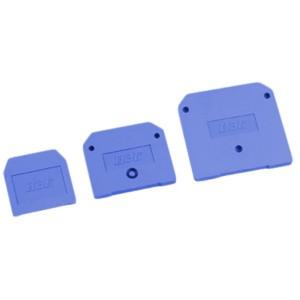 Заглушка для ЗНИ-16мм2 (JXB100А) синяя IEK