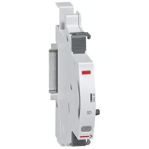 Вспомогательный переключающий контакт срабатывания Legrand DX3 6А 250В  0,5 модуля