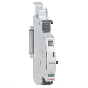 Вспомогательный переключающий контакт положения DX3 с преобразованием в контакт состояния 6А 250B
