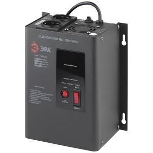 Стабилизатор напряжения СННТ-1500-Ц 140-260В, 1.5кВА, цифровой дисплей ЭРА