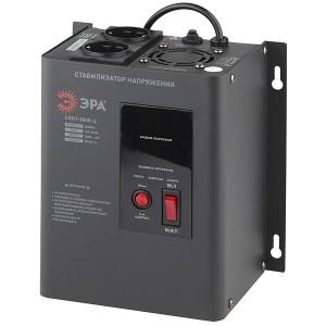 Стабилизатор напряжения СННТ-2000-Ц 140-260В, 2кВА, цифровой дисплей ЭРА