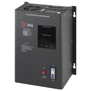 Стабилизатор напряжения СННТ-5000-Ц 140-260В, 5кВА, цифровой дисплей ЭРА