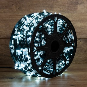 Гирлянда LED ClipLight 12V 150 мм, цвет диодов Белый, Flashing (Белый)
