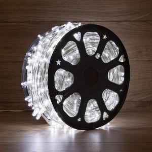 Гирлянда LED ClipLight 12 V, прозрачный ПВХ, 150 мм, цвет диодов белый