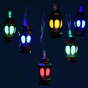 Гирлянда ENIN-3F ЭРА LED Нить Фонарики 3m мультиколор, 220V, IP20 5056306025884