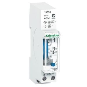 Реле времени электромеханическое Schneider Electric IH 1M 24 часа 1 канал с запасом хода