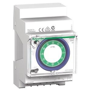 Реле времени электромеханическое Schneider Electric IH 3M 60 минут 1 канал без запаса хода