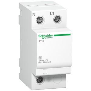 Ограничитель перенапряжение (УЗИП) iPF 20 20kA 340В 1П+N Schneider Electric