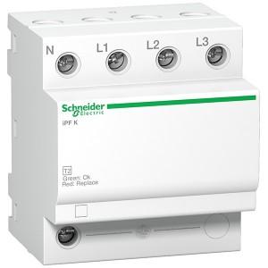 Ограничитель перенапряжение (УЗИП) iPF 20 20kA 340В 3П+N Schneider Electric