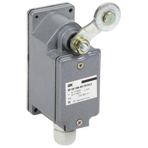 Выключатель концевой ВП 16Г-23Б-231-55 У2.3, 1НЗ+1НО, IP55, IEK