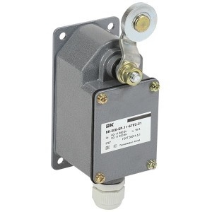 Выключатель концевой ВК-300-БР-11-67У2-21 1НЗ+1НР IP67, IEK