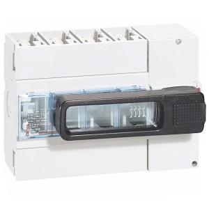 Выключатель-разъединитель Legrand DPX-IS 250 без дистанционного отключения 160A 3п рукоятка спереди